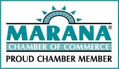 Proud Member of the Marana Chamber Of Commerce