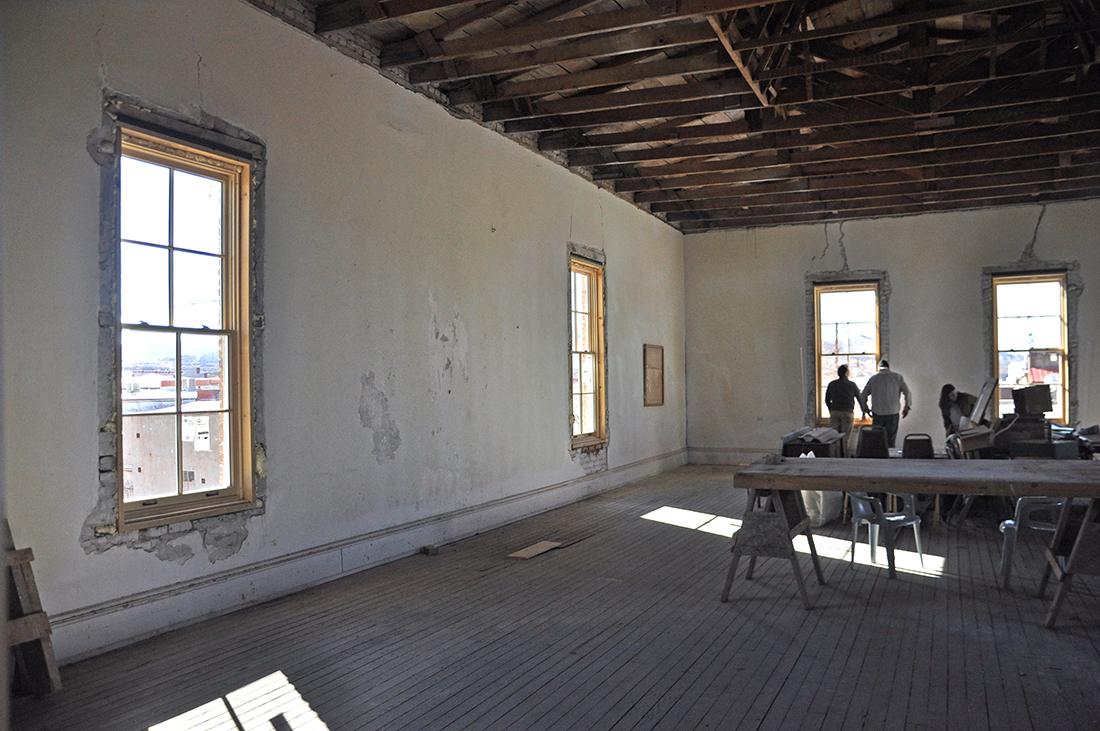 Tombstone City Hall Renovation Complete