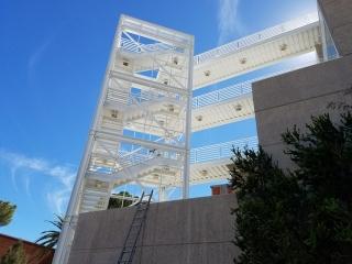 UofAStairs Construction