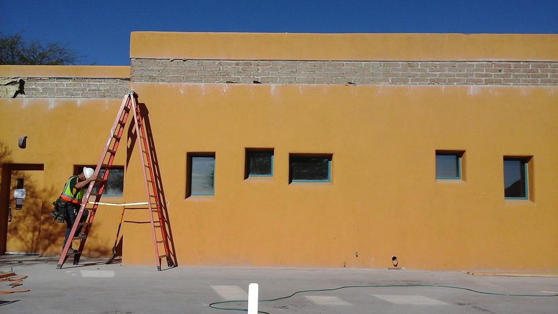 Health Clinic Construction