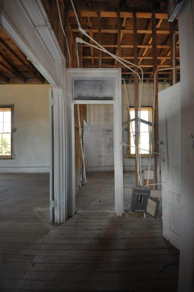 Historic Tombstone Marshal Office Renovation