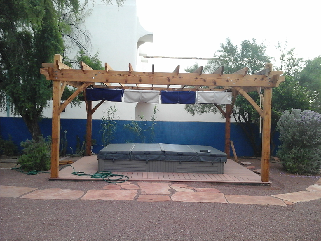 Backyard Renovation